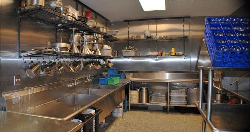 Maquinaria necesaria en cocinas industriales