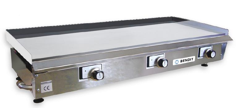 Maquinaria de hosteleria nueva y de segundamanocomo elegir for Planchas de cocina industriales de segunda mano