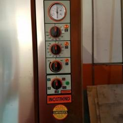 HORNO DE CONVECCIÓN DOBLE 10+10 A GAS