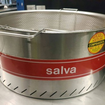 Freidora Salva F45 16L como nueva !!!