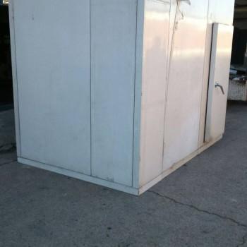 Cámara de paneles refrigeración