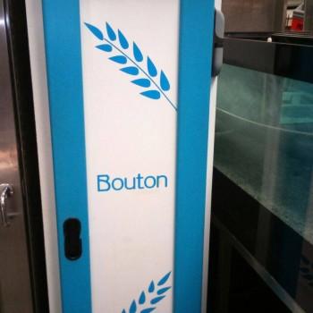 Fermentadora controlada Bouton